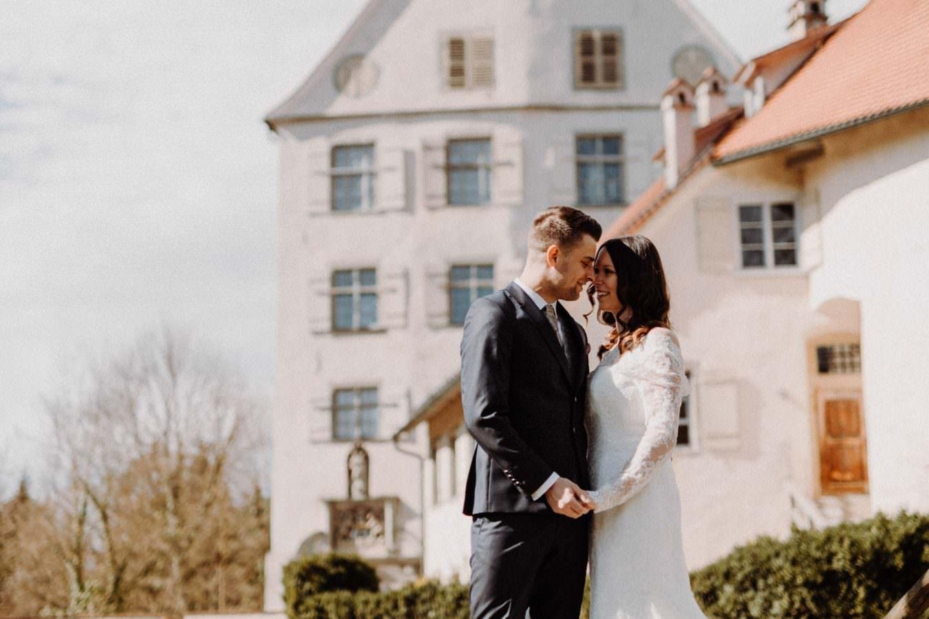 Schloss Achberg Hochzeit