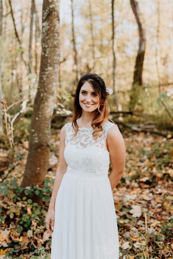 Braut Portrait Lochau Hochzeitspaarshooting