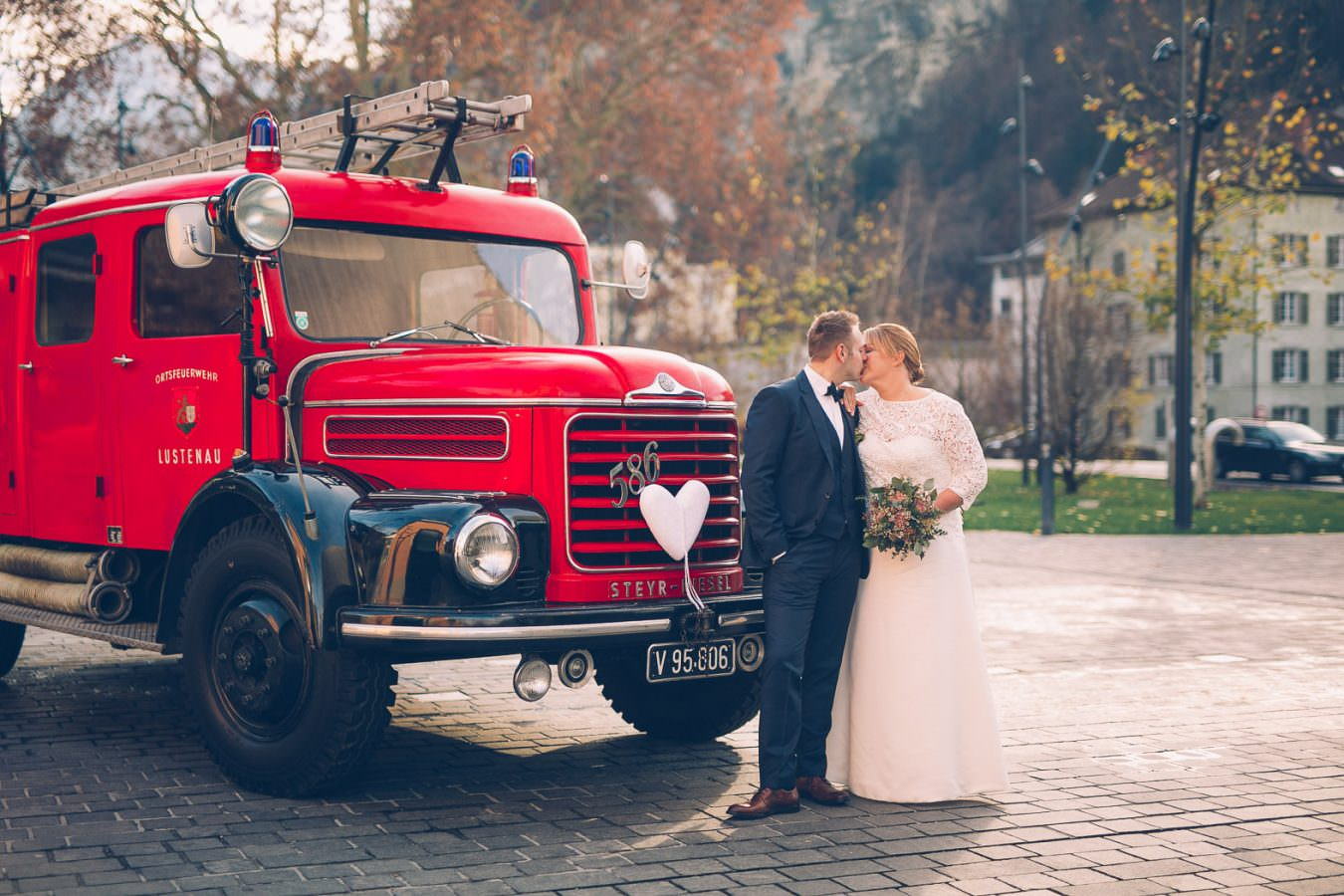Brautauto Hochzeit Feldkirch