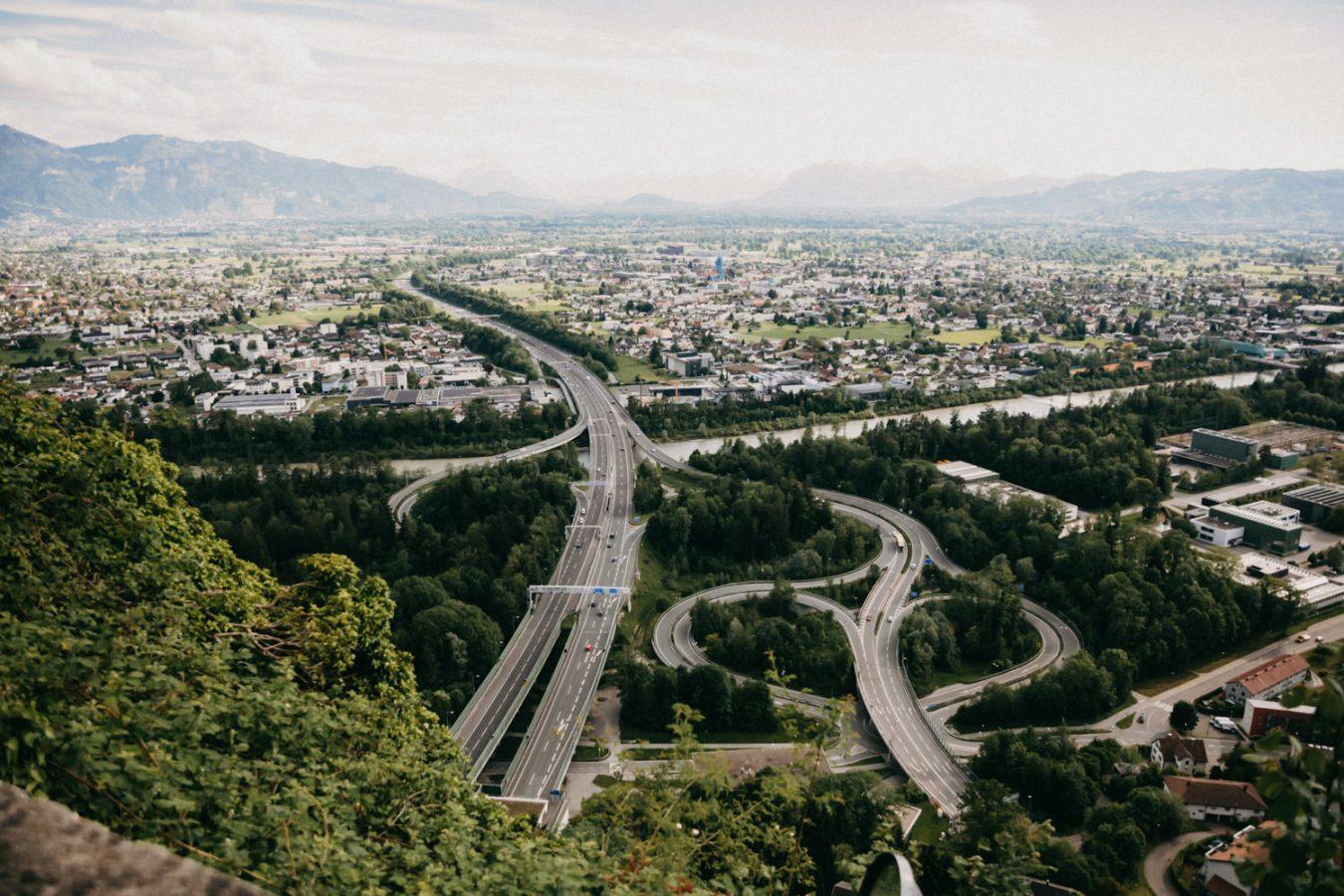St. Gebhardsberg Panorama