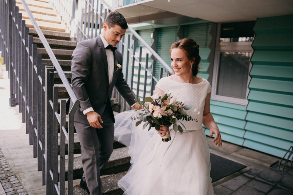 Hochzeit Vorarlberg modern