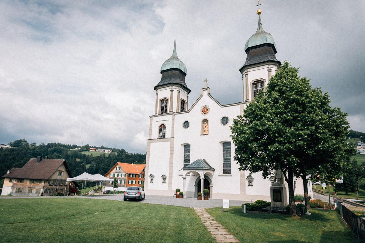 Kirche Bildstein