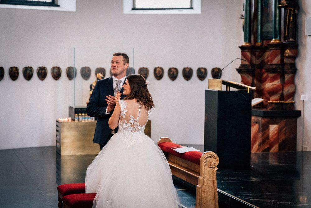Trauung Hochzeit Bildstein klatschen