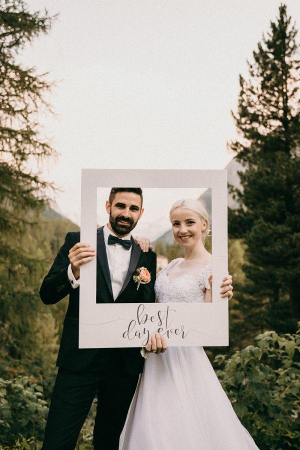 Heiraten im Hotel Saratz
