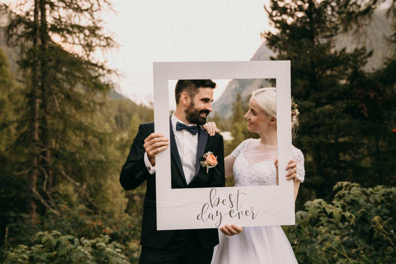 Best Day Ever Wedding