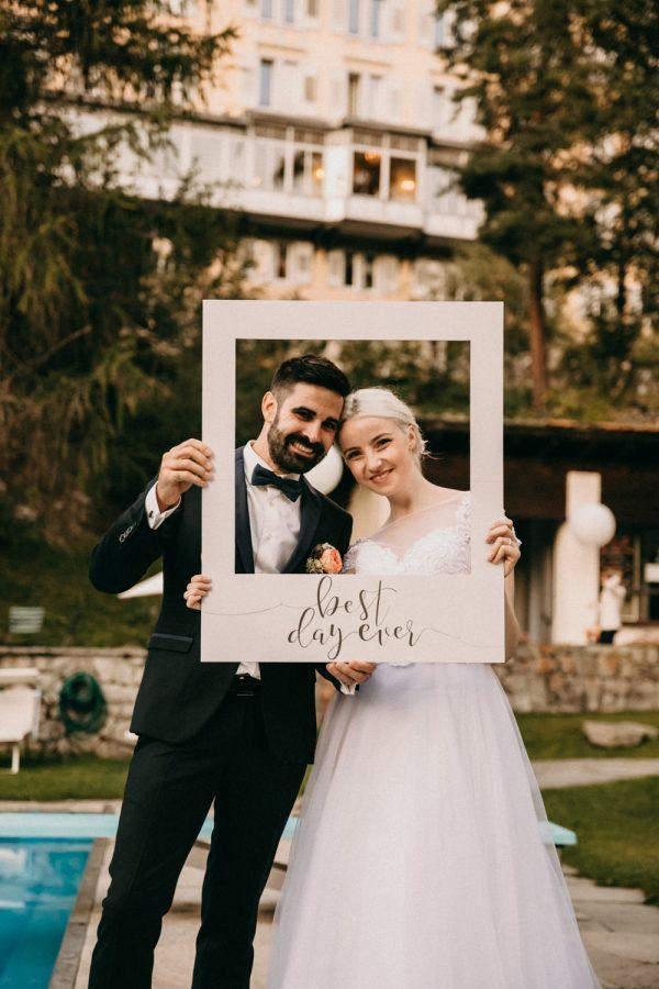 Hochzeit in St. Moritz Schweiz
