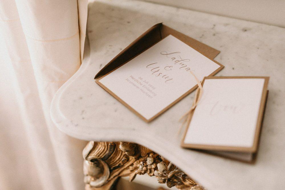 Hotel Saratz Hochzeit Einladung