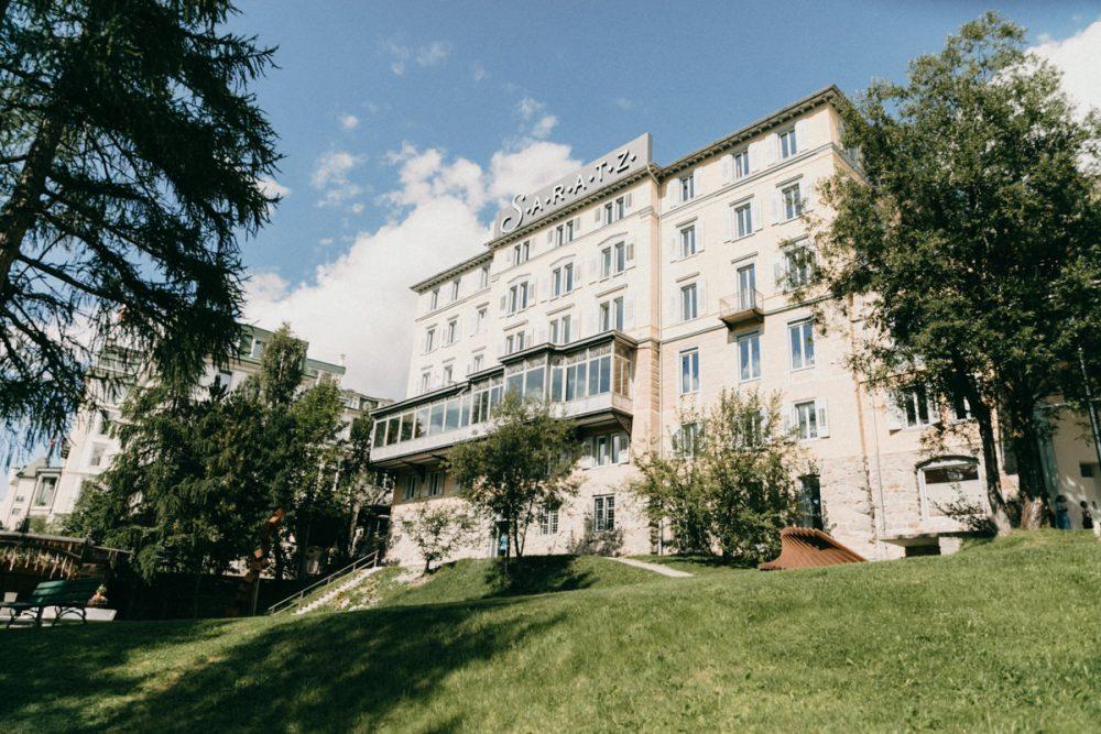 Hotel Saratz Hochzeit