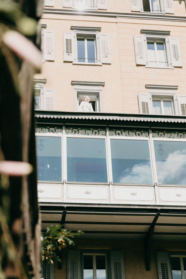 Hotel Saratz Zimmer